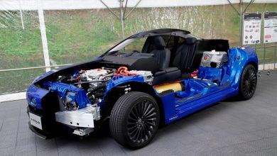 """Photo of Toyota презентувала новий """"зелений"""" автомобіль на водні (ФОТО)"""
