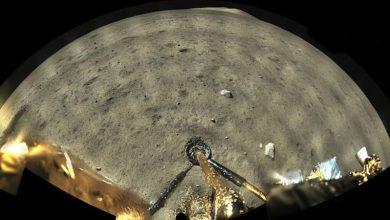Photo of Китайський космічний апарат зробив перші кольорові знімки Місяця