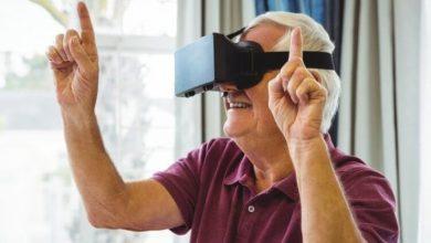 Photo of Вчені почали за допомогою віртуальної реальності лікували апатію в літніх людей