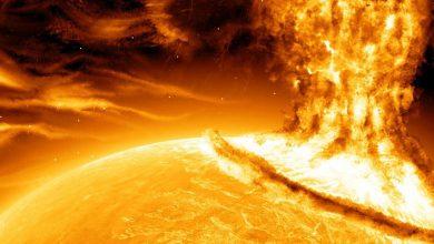 Photo of На Сонці стався найпотужніший за три роки вибух