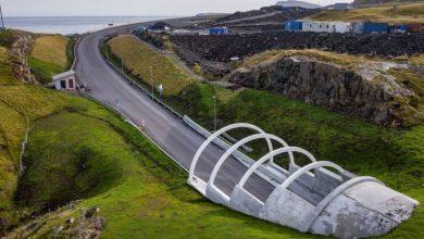 Photo of Фарерські острови відкриють під Атлантичним океаном унікальний автомобільний тунель (ФОТО)