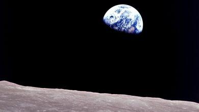 Photo of NASA оприлюднило унікальний знімок Землі з місячної орбіти