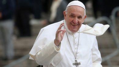 Photo of Папа Римський привітав православних з Різдвом Христовим