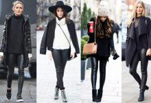 Photo of З чим носити легінси взимку 2021: стильні образи