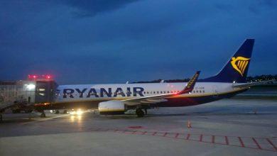 Photo of Ryanair скасував частину рейсів з Києва до кінця березня
