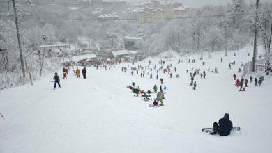 Photo of Нарешті сніг в Києві: де покататися на борді та лижах