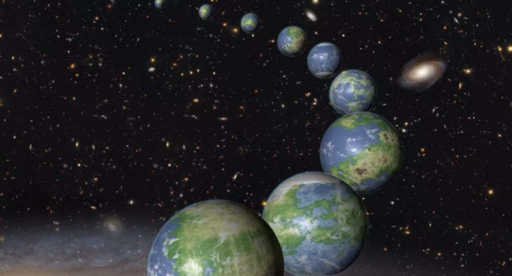 Вчені вважають, що у нашій галактиці безліч планет схожих на Землю