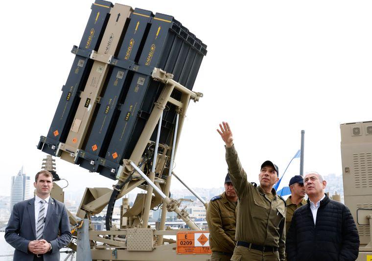 Україна може отримати від США систему протиповітряної оборони «Залізний купол»