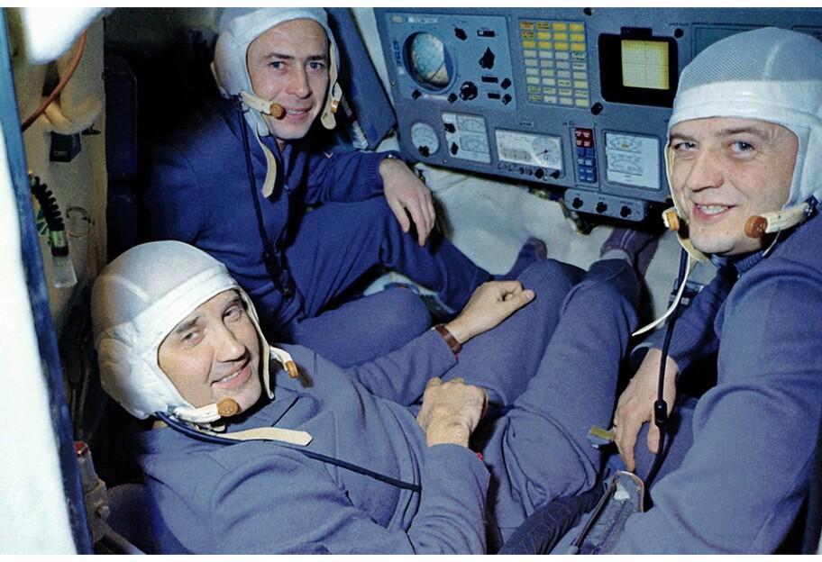 """Розсекречено останне повідомлення екіпажу """"Союз-11"""" перед загибеллю"""