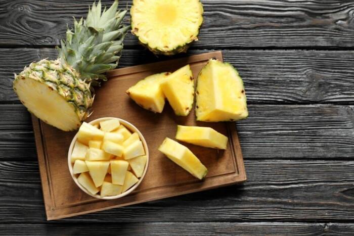 Ананас визнали кращим фруктом для зниження ваги