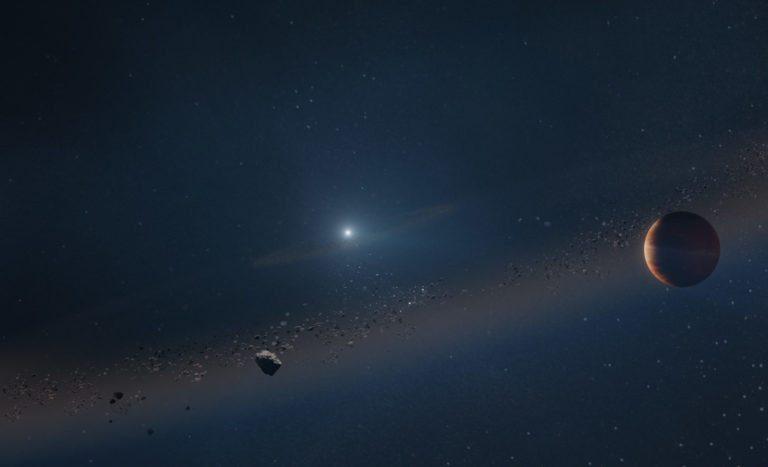 Астрономи вперше виявили планету, яка пережила смерть своєї зірки